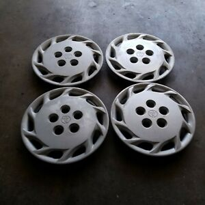Set Of 4 For 97 99 Toyota Camry Hubcap 14 Factory Wheelcover 42621 aa030