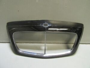 2004 2005 2006 2007 Bentley Continental Gt Gtc Flying Spur Front Grille Oem