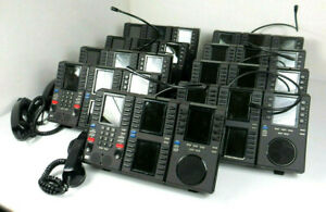 Lot Of 9 Ipc 100005004 Turret Dealer Phone Systems