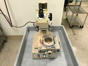 Mitutoyo Toolmakers Microscope Tm 101 176 911