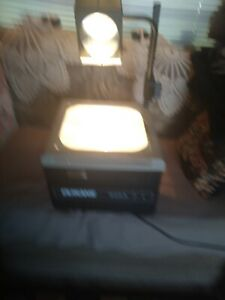 Vintage Dukane 622a Overhead Projector Power tested