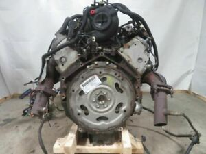 5 3 Liter Engine Motor Ls Swap Dropout Chevy Lm7 100k Complete Drop Out