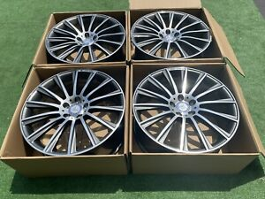 New Mercedes Benz S550 S560 S400 Wheels Oe Style Rims Amg