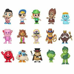 Funko Mystery Minis Ad Icons Figures Buy 4 Get Free Count Chocula