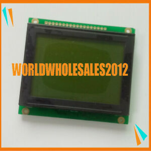 New Mgls12864t 06 Mgls12864t ht led03 Replacement Lcd Panel With 90day Warranty