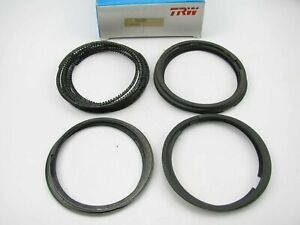 Trw T8235m Engine Moly Piston Rings Standard 1966 1968 Ford 427 V8