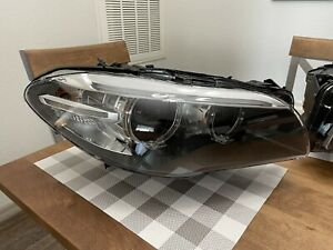 New Oem 2014 2016 Bmw 5 Series F10 Hella Lci Xenon Right Headlight Half Assembly