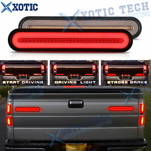 5 Mode Led Sequential Turn Signal Tailgate Light For Ford F 150 F 250 Super Duty