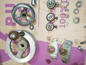 Atlas Horizonal Milling Machine Parts Lot