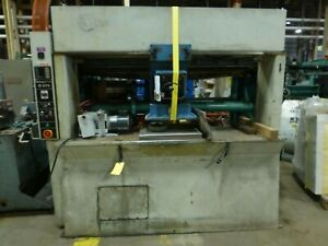 Samco Gth 2065 Traveling Head Die Cutting Press W 30 Ton Capacity 19781 Hours