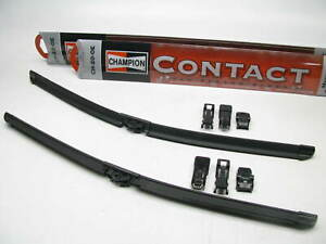 Champion All Weather 22 20 Windshield Wiper Blades Set Pair 2009 2015 Mustang