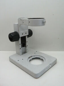 Adjustable Microscope Stand Pole Base Body Holder For Stereo Microscope