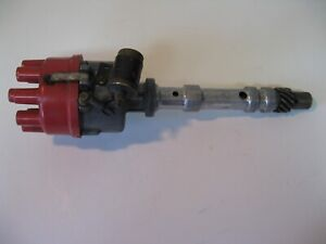 Mallory Dual Point Distributor Small Block Chevy V8 Used 2548201d