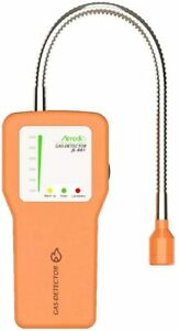 Airradio Combustible Gas Detector Jl 881gas Leak Location Sound And Light Alarm