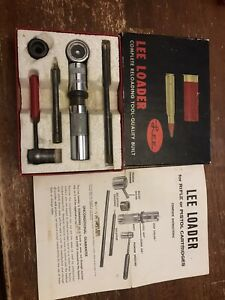 Lee Loader Kit 264 Win Mag $71.00