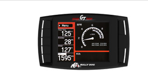 Bully Dog 40417 Triple Dog Platinum Gt Gas Tuner And Gauge Hd New