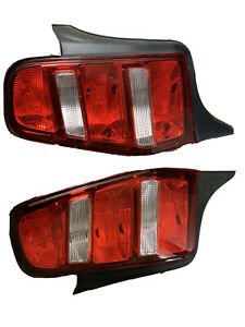 2010 2012 Ford Mustang Tail Lights