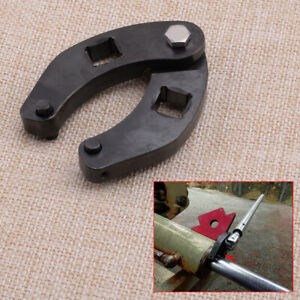 Adjustable Gland Nut Wrench Pin Spanner Repair Tools Fit For Hydraulic Cylinders