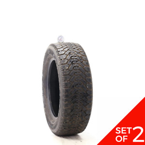 Set Of 2 Used 215 60r16 Goodyear Nordic Winter 94s 7 5 8 32