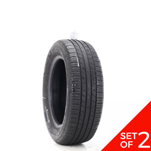 Set Of 2 Used 205 60r16 Michelin Premier As 92v 6 5 32