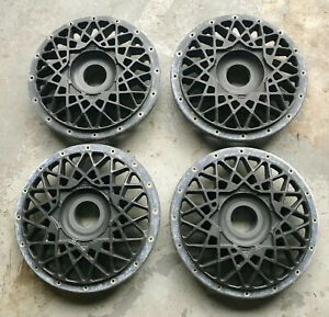 15 Bbs Motorsport E71 Magnesium Center Lock Wheel Faces 16 Hole Porsche 935