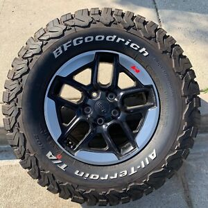 Brand New Bf Goodrich Tires Lt285 70r17 All terrain T a Ko2