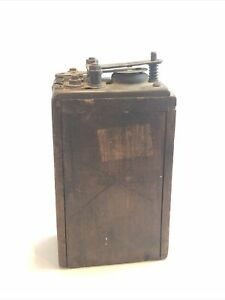 Antique Ford Model T Or Model A Wood Ignition Buzz Box Coil