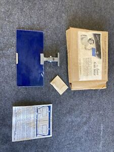 Nos 1929 s 1930 s 1940 s Accessory Glare Shield Chevy Ford Dodge Bomb Chevrolet