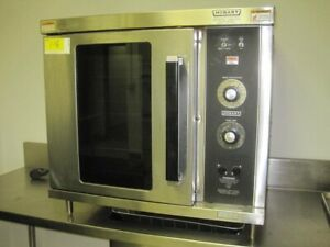 Hobart Hec 20 Electric Convection Oven 240volt Phase 3 1