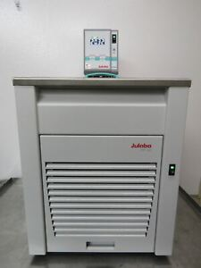 Julabo Fp50 ma Refrigerated heating Circulator 50 200 Deg C Exceptional Shape