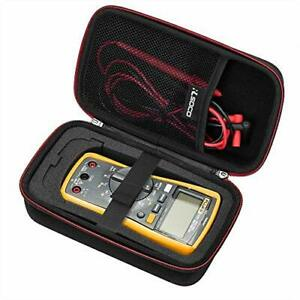 Rlsoco Carrying Case For Fluke 117 115 116 114 113 177 178 179 Digital And Fits
