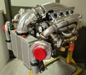 2000 Hp Complete Turnkey Twin Turbo Ls7 For Sale 75k Obo