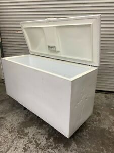 69 Chest Freezer Cold Food Ice Cream 120v Kenmore 253 Deep Cycle Storage 5529