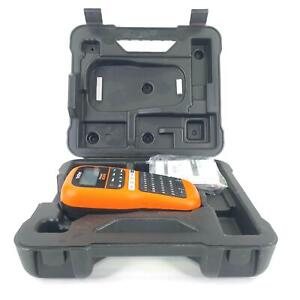 Brother P touch Edge Handheld Industrial Label Maker