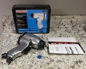 Craftsman 919946 3 8 Sq Drive Impact Wrench Air Drive In Box