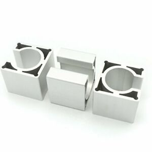 3pcs Nema23 Stepper Motor Mount 57 Stepping Motor Mounting Aluminium Alloy Br