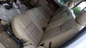 2004 Ford F350 Sd Seat Rear Leather 385743