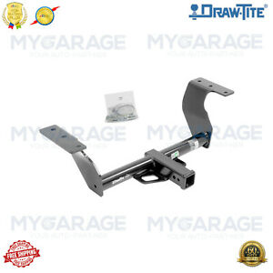 Draw Tite For 2014 2018 Subaru Forester Class Iii Trailer Hitch Rear 2 75876