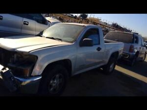 Passenger Front Seat Bucket And Bench Split Seat Fits 04 05 Canyon 1490978