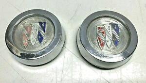 Buick Rally Wheel Center Cap Set Of Two Caps