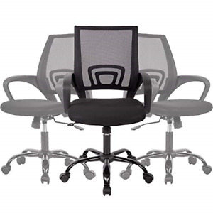 Office Chair Desk Chair Mesh Computer Chair Back Support Modern Executive Arms