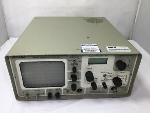 Avcom Psa 65a Spectrum Analyzer Power On Lcd Not Working Selling As is