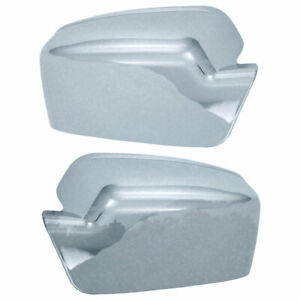 Chrome Mirror Covers full For 2006 2012 Ford Fusion