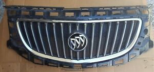Grille Assembly Buick Regal 2011 2012 2013 Upper Center Chrome Complete 11 13