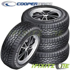 4 Cooper Evolution Winter 195 70r14 91t Tires Snow Studdable Passenger Suv