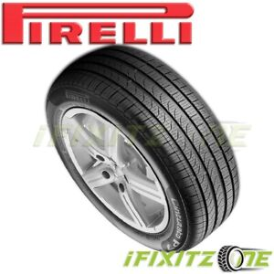 1 Pirelli Cinturato P7 All Season Run Flat 205 55r16 91v Performance Rft Tires