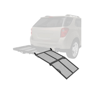 Draw tite For Reese Explore Cargo Carrier Accessory Loading Ramp 400 Ibs 1040200