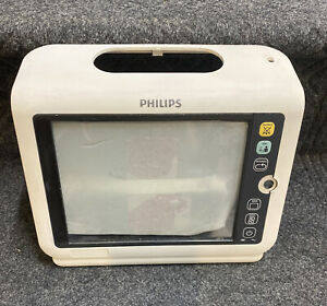 Philips Suresigns Vs4 Monitor Front Display Bezel Touchscreen Keypad Assy
