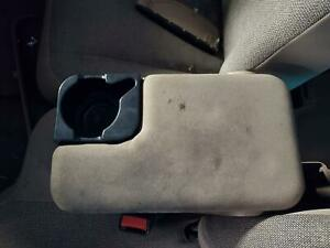 01 2002 03 Ford Ranger Arm Rest With Cup Holder Tan