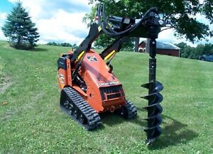 Mcmillen Auger Drive X1500 for Mini Skid Steer
